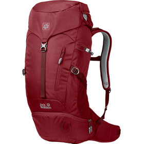 Jack Wolfskin Astro 30 Pack red maroon